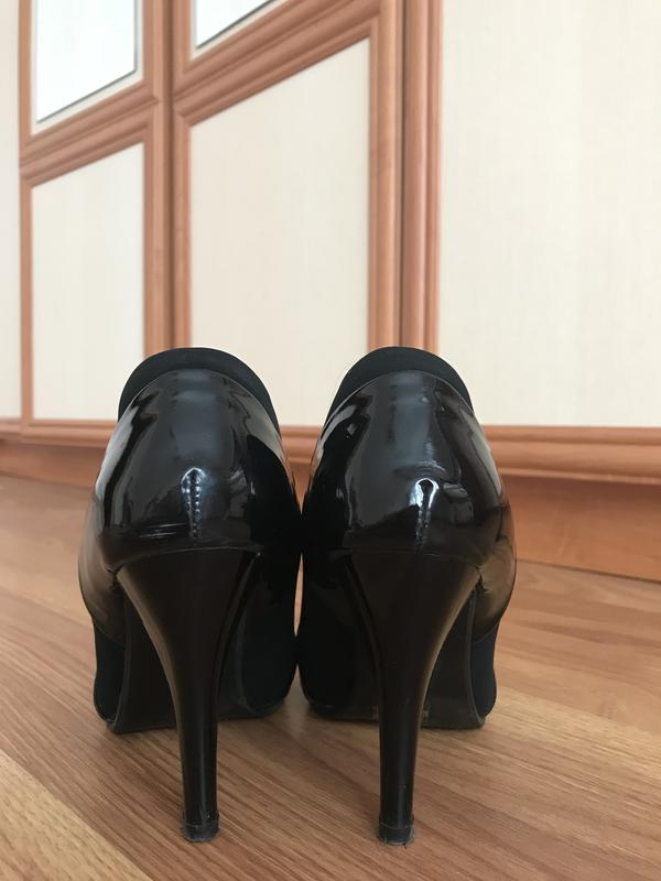Туфлі з лаковим носком1 ... 78ce74ac26e28