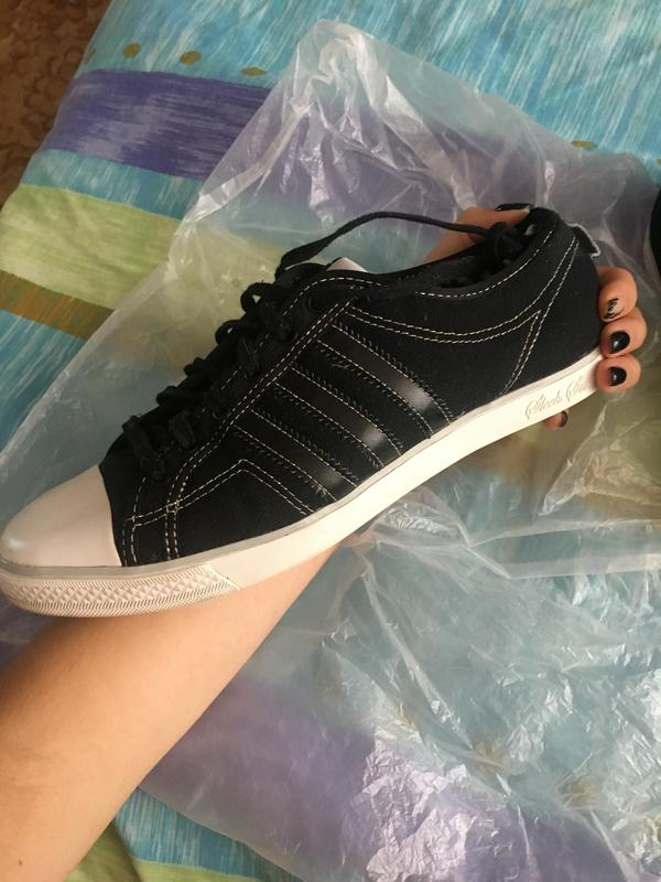 7f6f1e0d1b26 Чёрные женские кеды адидас Adidas, цена - 150 грн,  14722197, купить ...