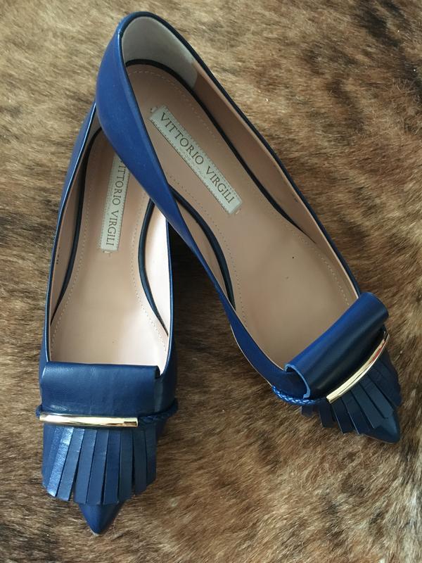 Стильні туфлі vittorio virgili1 ... 104203aebf1e2