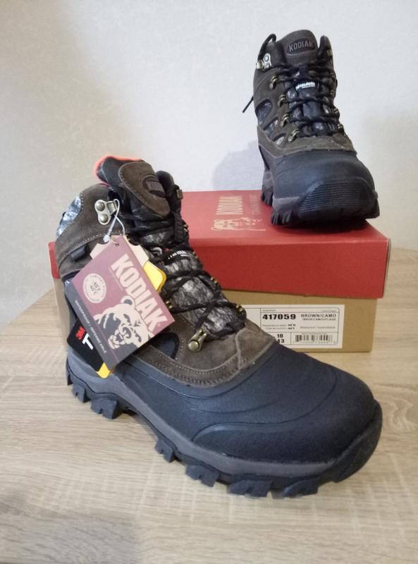 Зимние мужские ботинки канадской фирмы kodiak bear snow boots. оригина1 ... e96115b53eb
