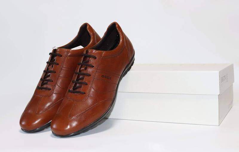 2508984b7 ... Мужские туфли geox respira оригинал. натуральная кожа. 41-465 фото