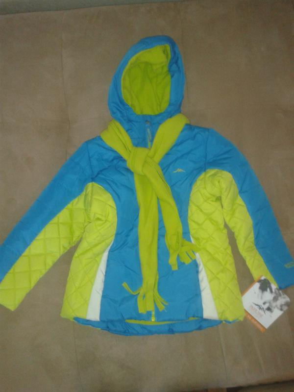 Куртка pacific trail с шарфом, цена - 350 грн,  14871116, купить по ... 683b6efca22