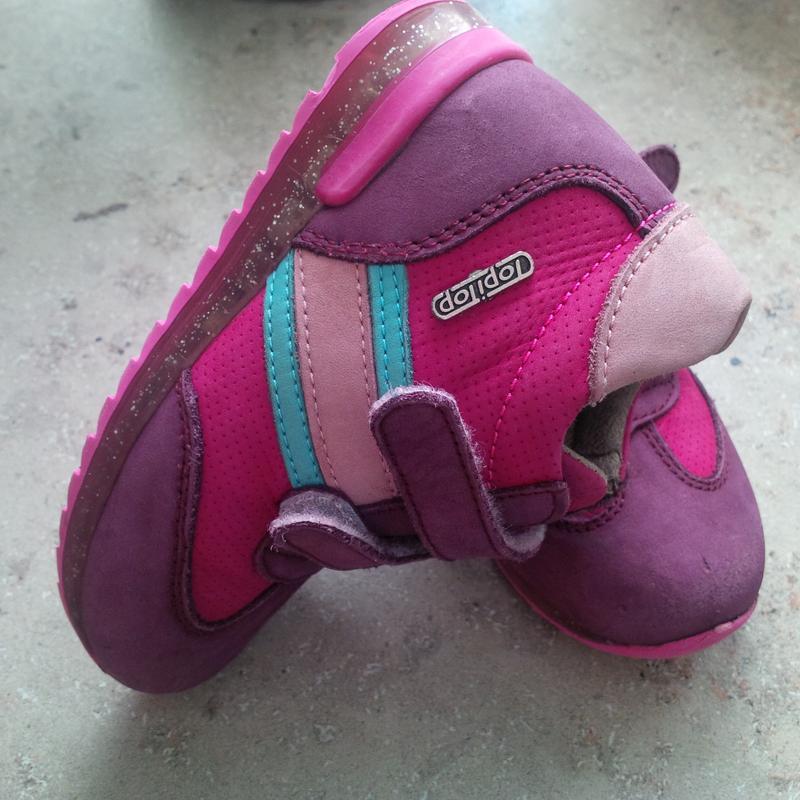38bcc9fd714795 Демисезонные ботинки/высокие кроссовки topitop 25 размер стелька 16см1 ...