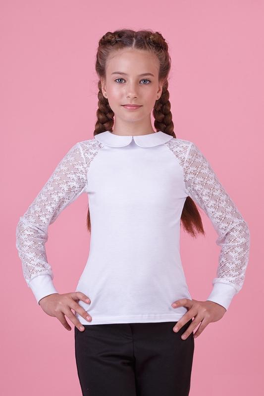 Блузка для девочки 26-8033-1 zironka рост 116 3387a8a291069