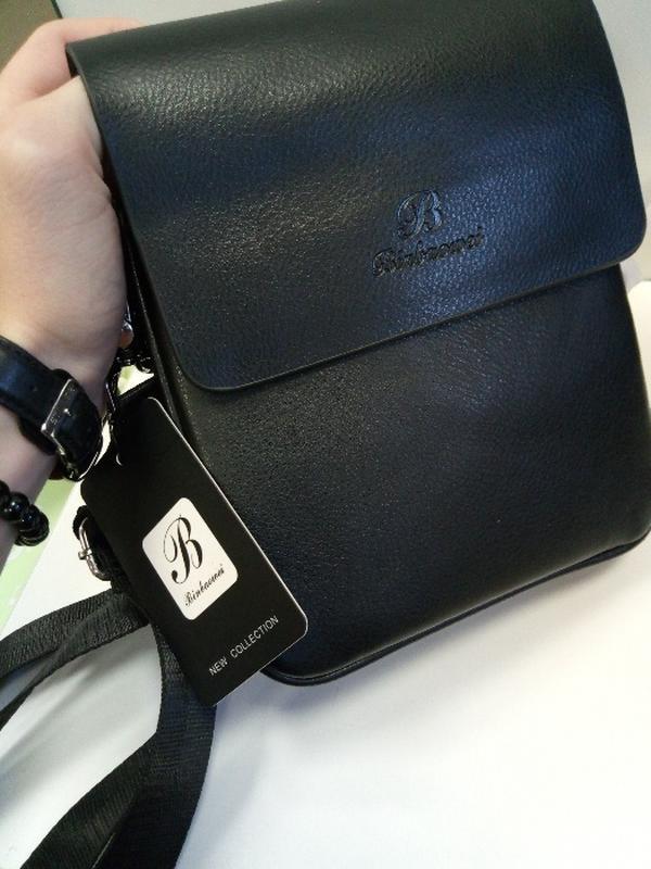0c67efa4c2ae Новая кожаная сумка от binbaowei, цена - 550 грн, #14926995, купить ...