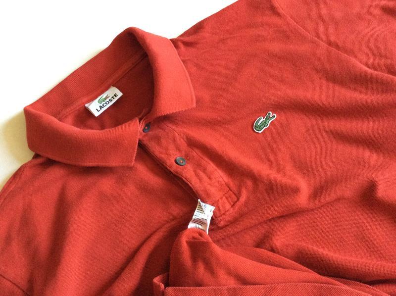 Мужская футболка поло lacoste оригинал размер l Lacoste, цена - 450 ... e1591c76a34