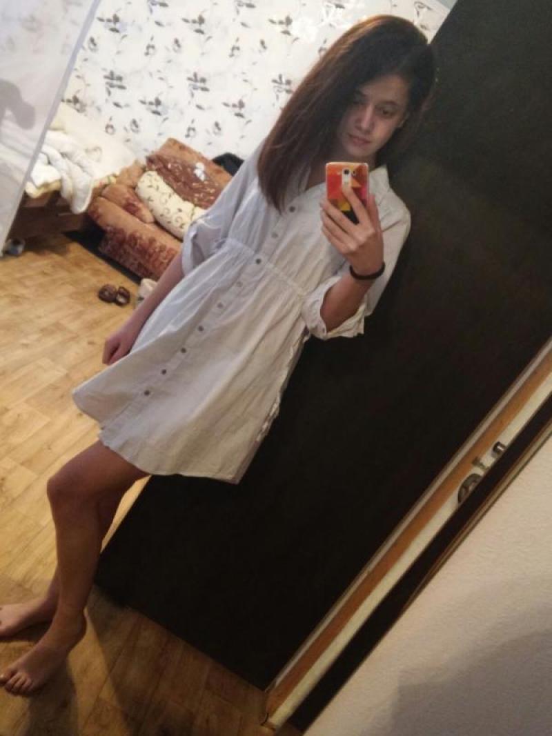 Платье рубашка hm