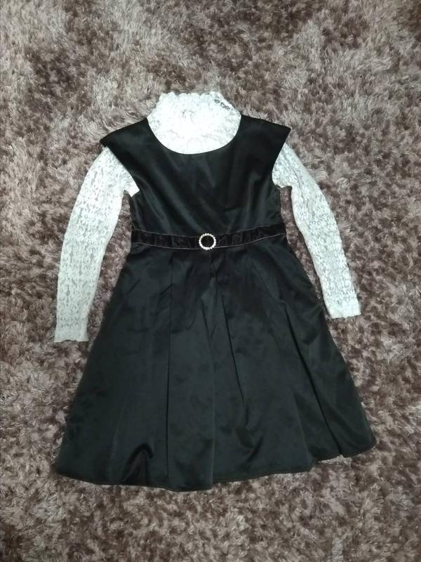 34c68a84dc5c8a2 Нарядное платье сукня сарафан плаття школьное H&M, цена - 170 грн ...