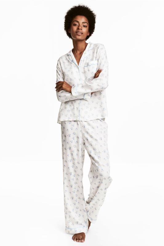 Новая пижама h m 196357e506279