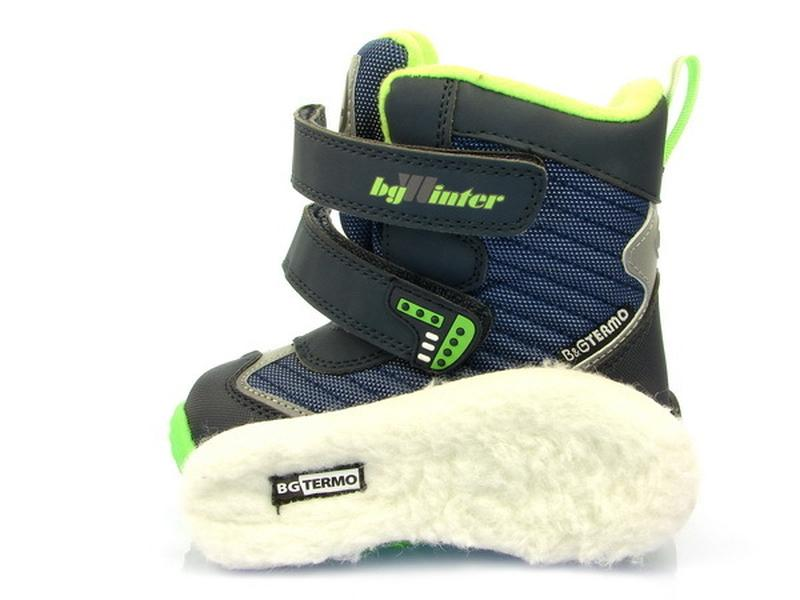 6c085d658 ... Новинка 2018! детская зимняя обувь термо-ботинки для мальчика, b&g,  размеры 23 ...