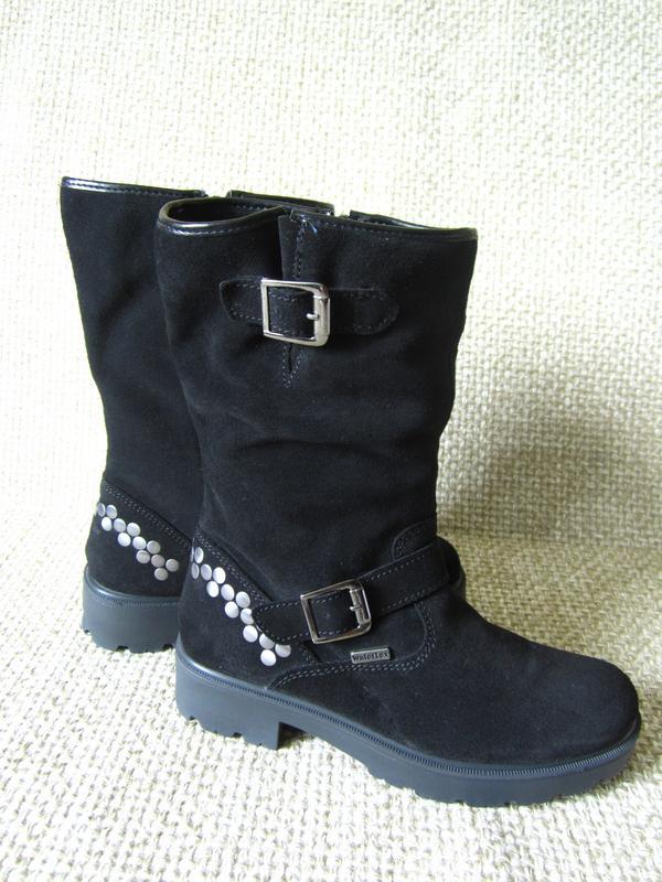 Утеплені чобітки замшеві twisti розмір 351 ... 6e7a762ccef50