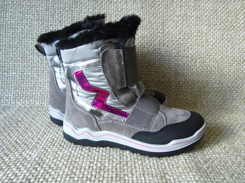 Утеплені чобітки шкіряні bama р.36 Bama b8f02f572c0cc