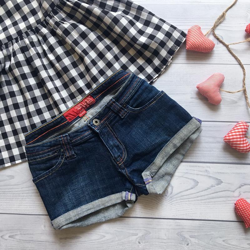 Стильные джинсовые шорты от guess оригиналы Guess dcbe62b891ddc