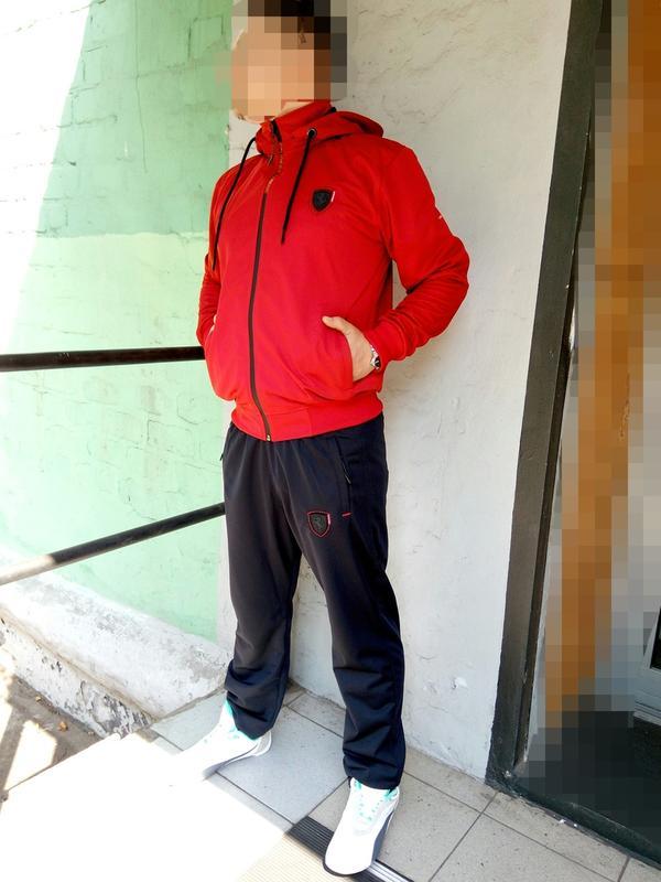 Мужской спортивный костюм puma ferrari, цена - 999 грн,  15054402 ... edb1e8dbf03