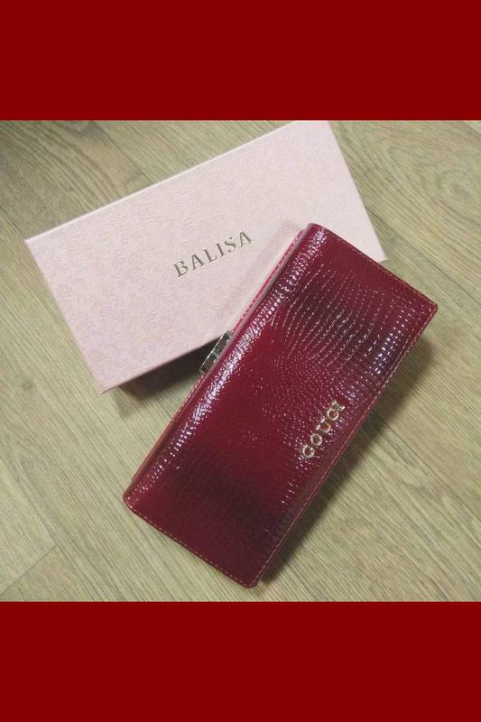 3b6843cc7892 Женский кошелек balisa с87201-002 red (красный) (Balisa) за 300 грн. | Шафа