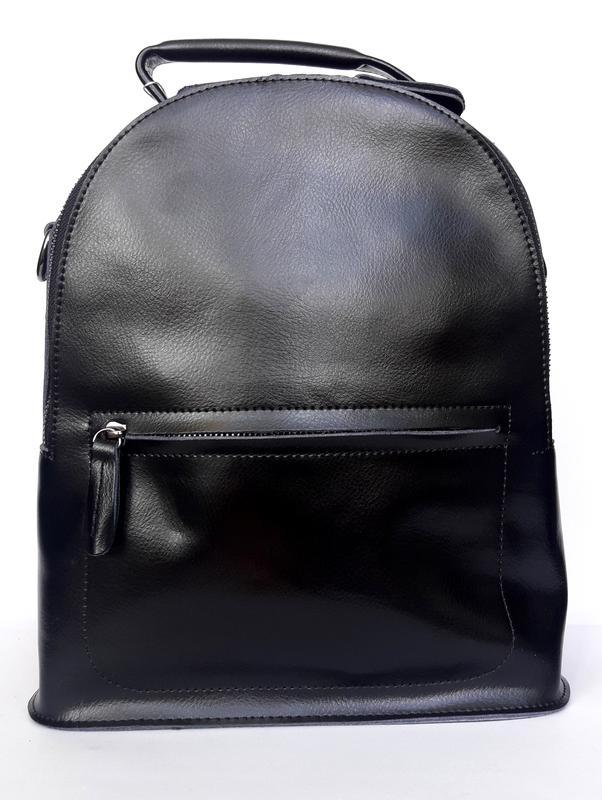 899c37abbca9 Женский кожаный рюкзак