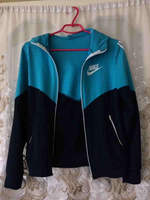 6f8689879fbe Спортивная кофта мастерка олимпийка Nike, цена - 120 грн,  15125393 ...