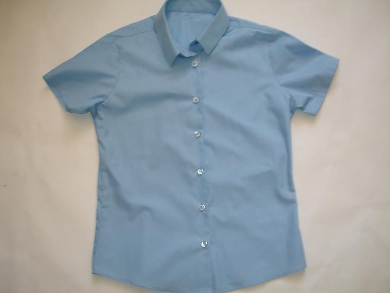 eb6454c6cc9 Фирменная george школьная блуза рубашка девочке 10-11 лет новая1 ...