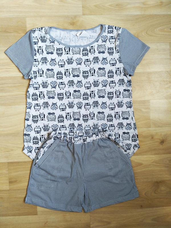 f6666fc715f4 Симпатичная пижама