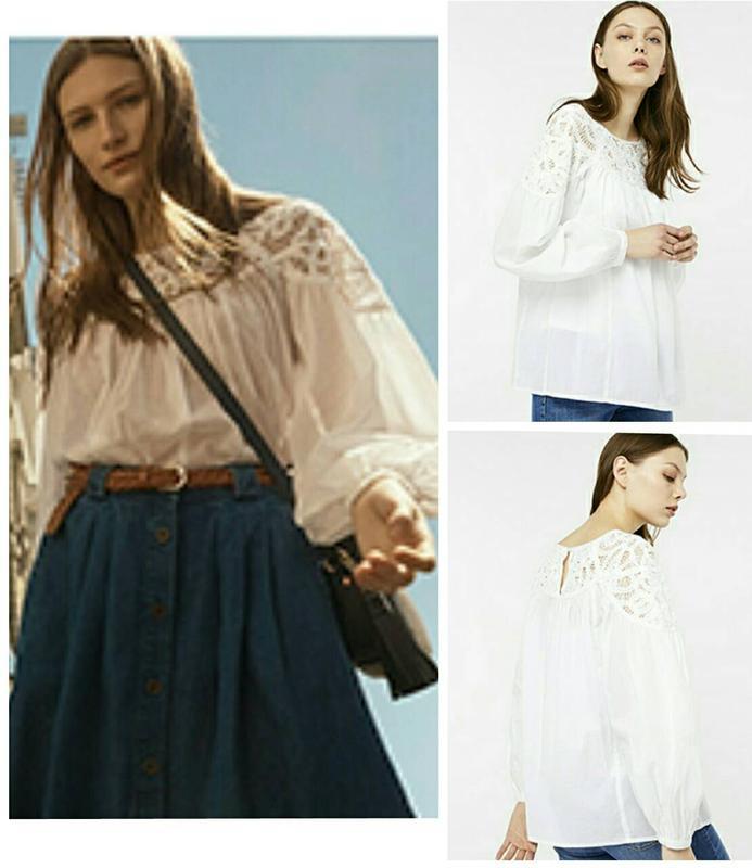 f3ad5537e07 Белая рубашка