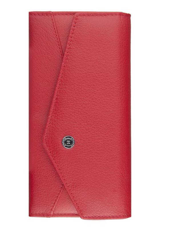 4cfbd60fdb56 Кошелек женский ярко-красный кожаный boston b 212 разные цвета, цена ...