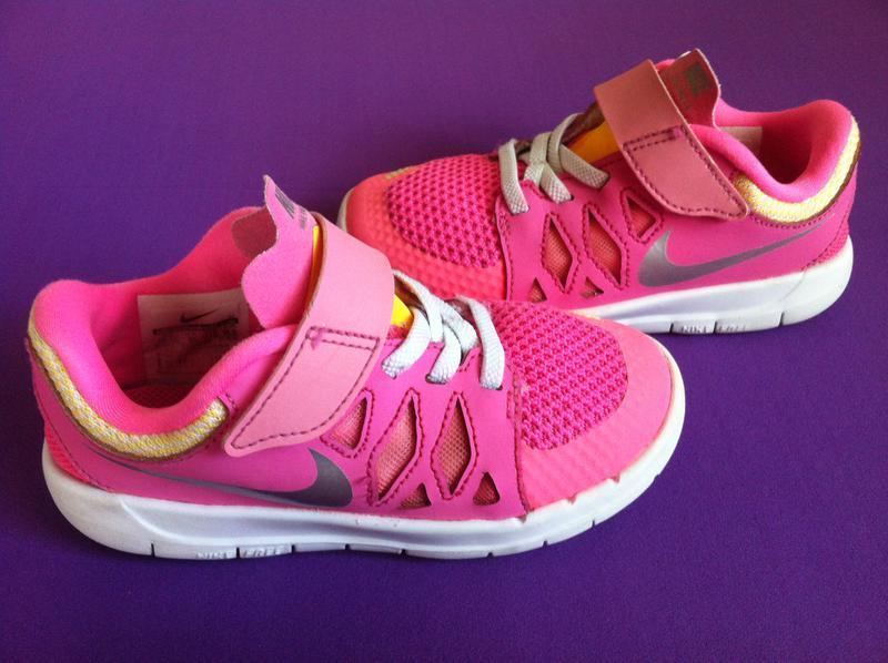 ef502d12 Ультралегкие и мега стильные кроссовки nike free 5 размер 26,5-27,5 ...