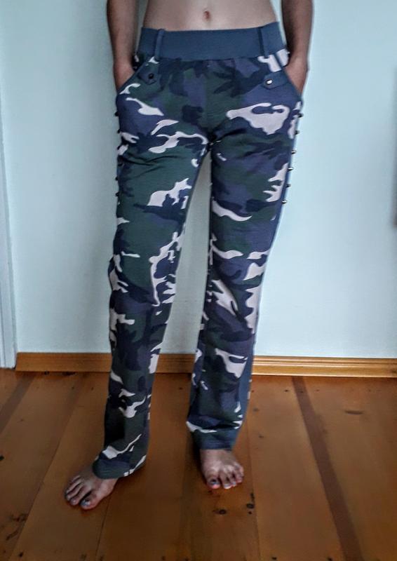 Спортивні камуфляжні штани.1 ... ac31f74362e64
