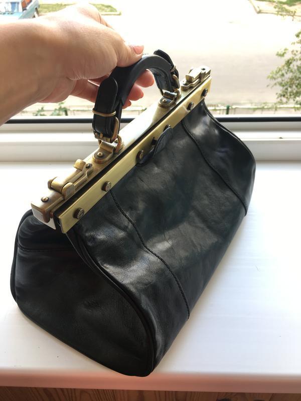 abb8a168f685 Кожаный саквояж katana, цена - 1499 грн, #15166432, купить по ...
