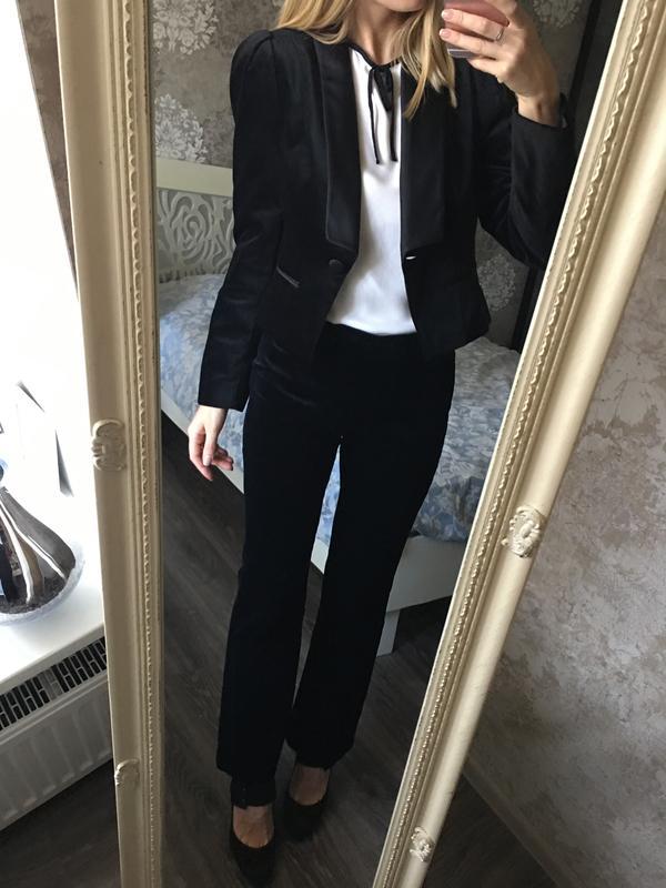 Бархатные брюки Next, цена - 260 грн, #15246908, купить по доступной цене | Украина - Шафа