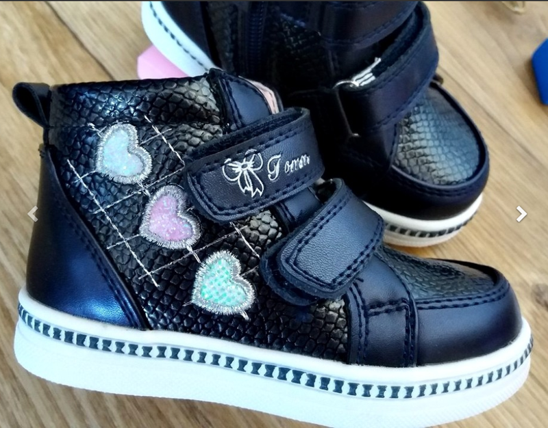 eb9353fbb Стильные демисезонные ботинки том. м 22 размеры Tom.M, цена - 329 ...