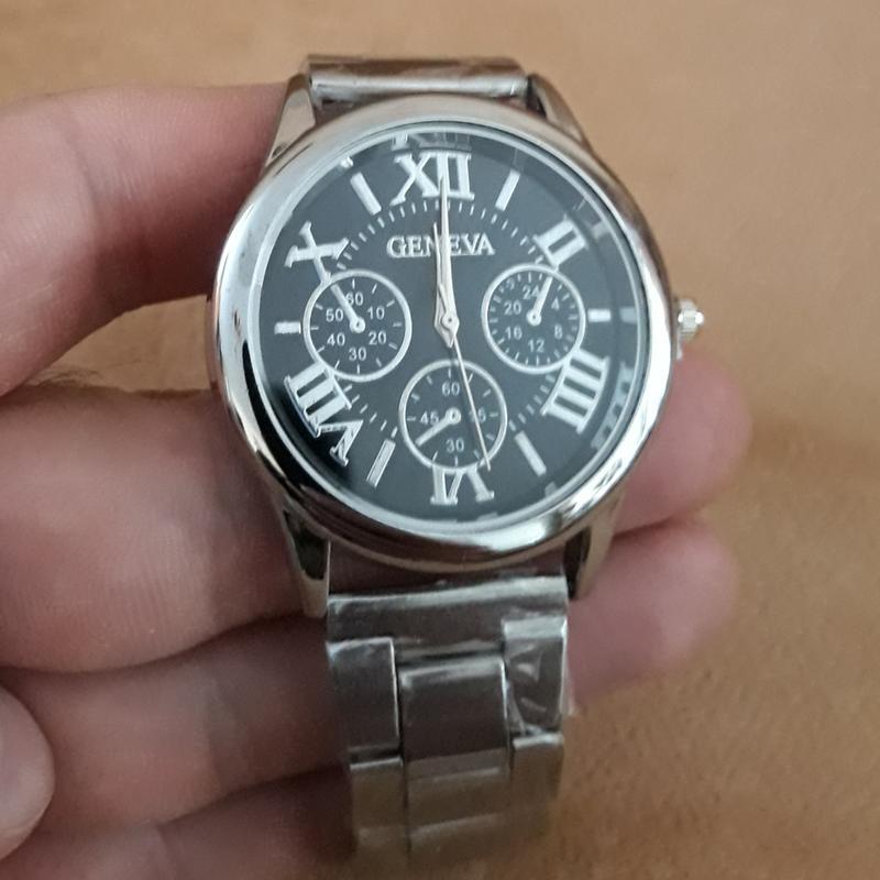 f960f1119eac Женские часы geneva silver classic, цена - 135 грн, #15249475 ...