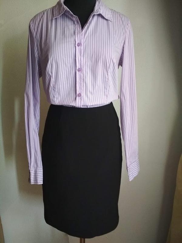 962c3a54c81 Офисная рубашка ostin Ostin