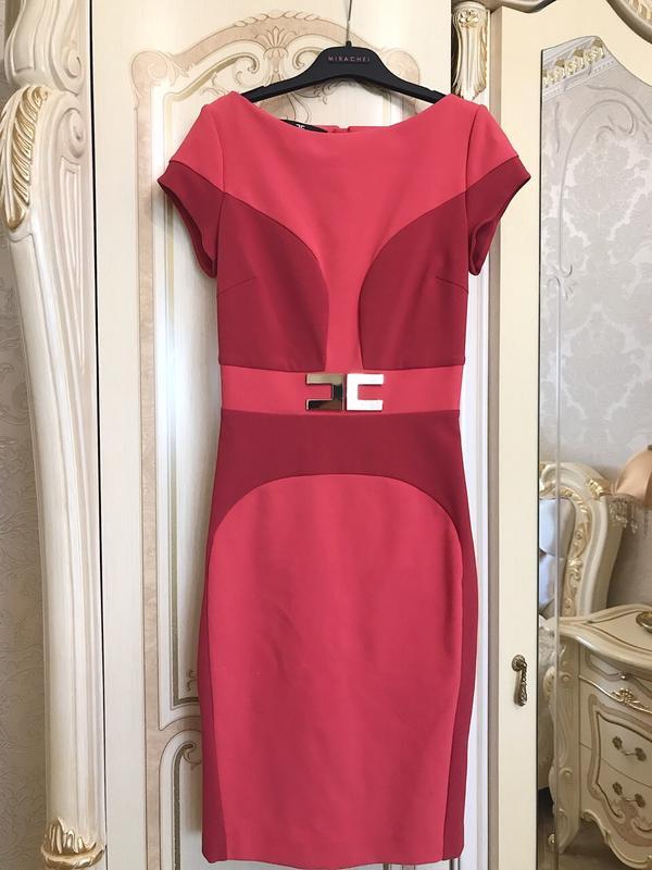 52fd3f1c3a233c9 Elisabetta franchi супер платье Celyn B (Elisabetta Franchi), цена ...