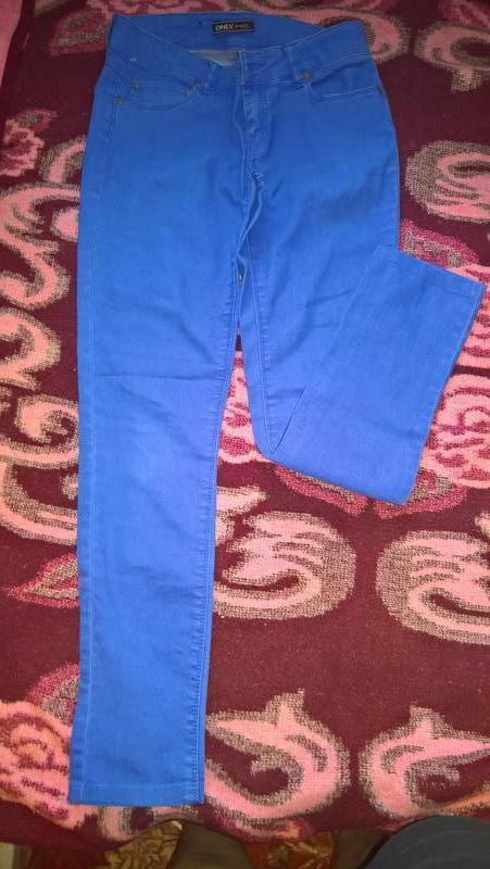 Джинсы 👖 сине-голубые.., цена - 70 грн,  15256415, купить по ... 38d822c9128