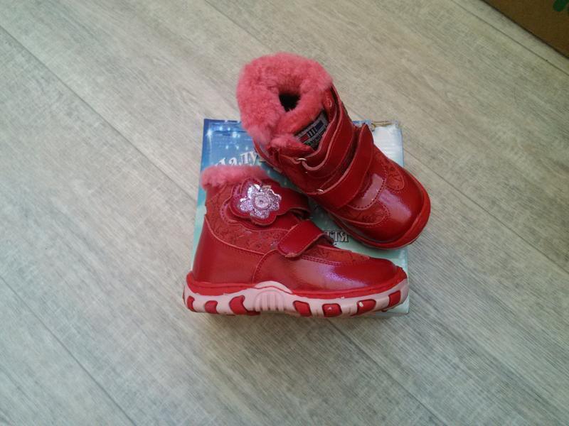 Новые зимние ботинки шалунишка расспродажа натуральная овчина и кожа 25 р  16 см стелька1 ... bf51434bbf5