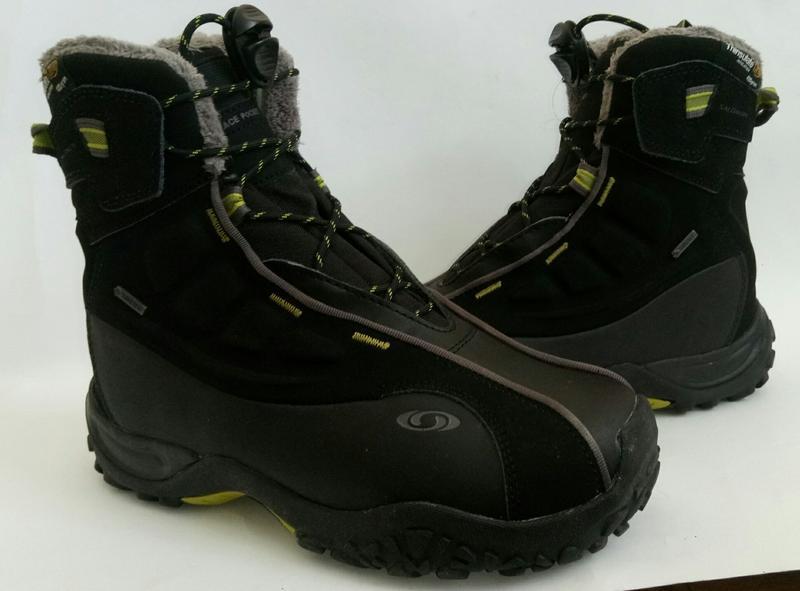 Высокие ботинки salomon b52 ts gtx° 366746 (40 25.5 см b7688bdeaa2c8