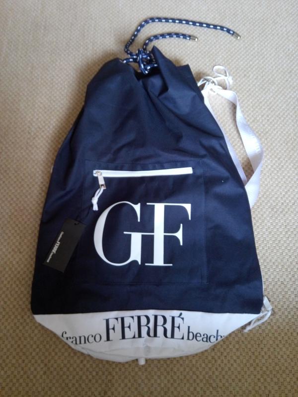 2cdfb45e Дорожняя сумка рюкзак ручная кладь Gianfranco Ferre, цена - 1500 грн ...