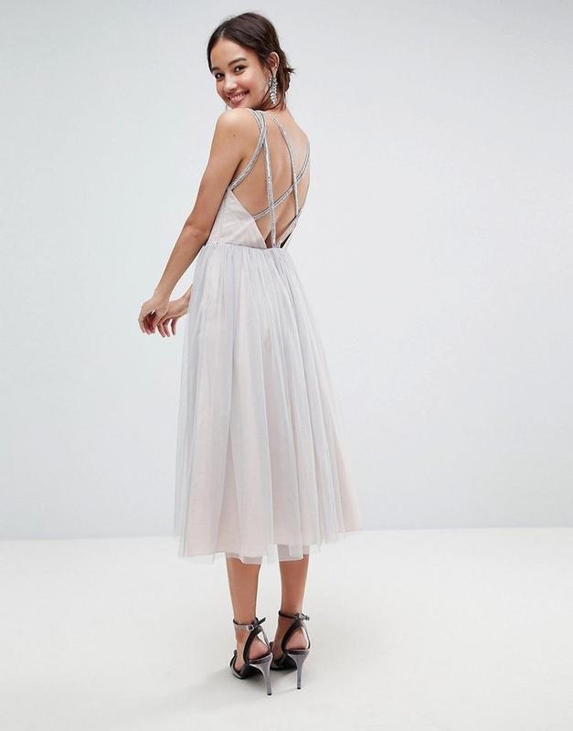 Нове ніжне плаття asos ASOS 4353ab3461037