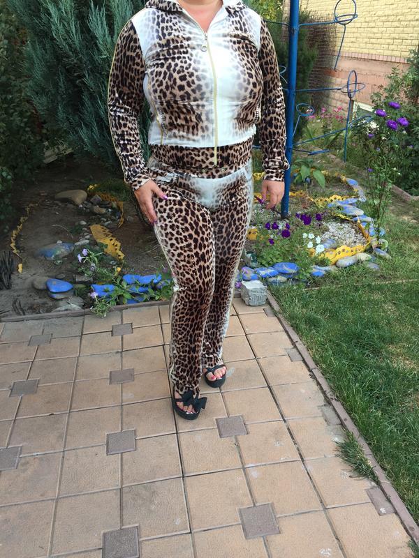 faf8b87d6ee Продам велюровый турецкий спортивный тигровый костюм1 фото ...