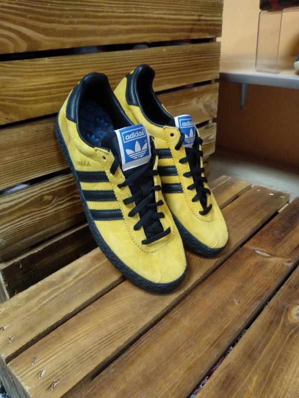 Кросівки-кеди adidas jamaica оригінал нові 39 розмір Adidas 2cf28dd84724a
