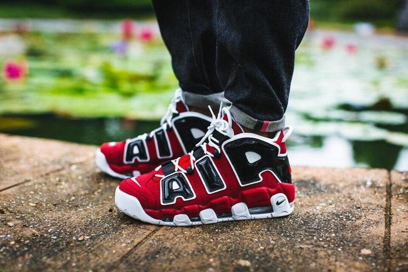 new style d8d85 a7611 Кроссовки nike air more uptempo 96 red black1 ...