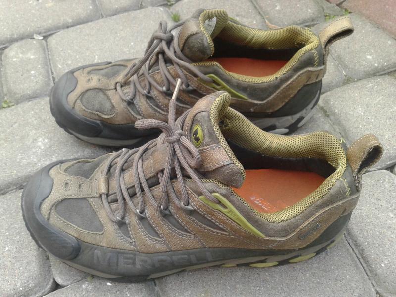 e5eb0c1e6ec7b0 Кросівки трекінгові merrell gore-tex 42 р. 270мм Merrell, цена - 950 ...