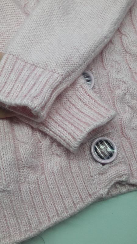 теплый вязаный детский кардиган свитер цена 280 грн 15358723