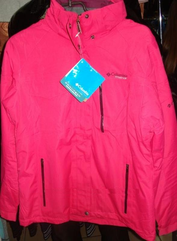 69deda297ddc Зимняя куртка columbia titanium 3в1 omni-heat Columbia, цена - 1555 ...