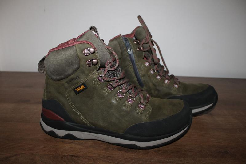0fc12342cf067 Водонепроницаемые ботинки teva arrowood utility tall vibram waterproof1 ...