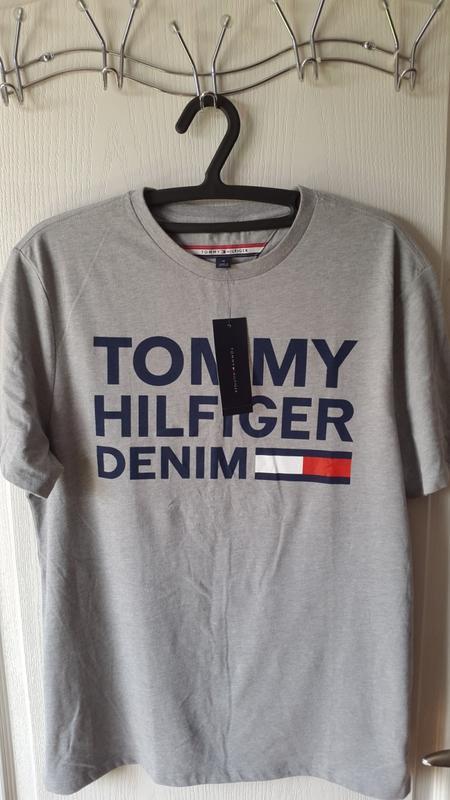 Футболка tommy hilfiger оригинал сша Tommy Hilfiger 71ce651f78896