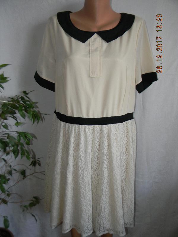 df9ca74cb5e Платье с кружевом большого размера holly Hollister