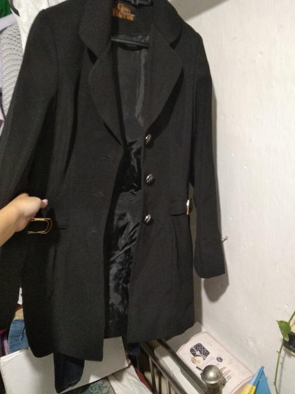 Пальто осеннее женское Gina Bacconi 4a8557553d81f