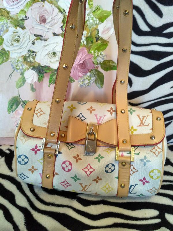 12fb75a9918a Кожаная сумка louis vuitton оригинал 100% с парижа Louis Vuitton ...