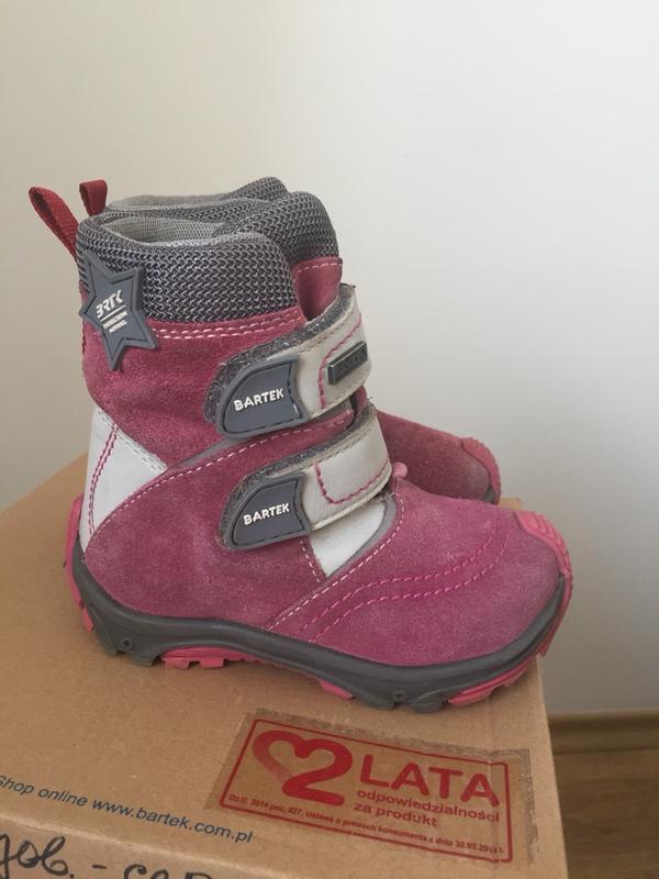 458a2c637 Сапоги на девочку,ботинки на девочку,зимние ботинки на зиму Bartek ...
